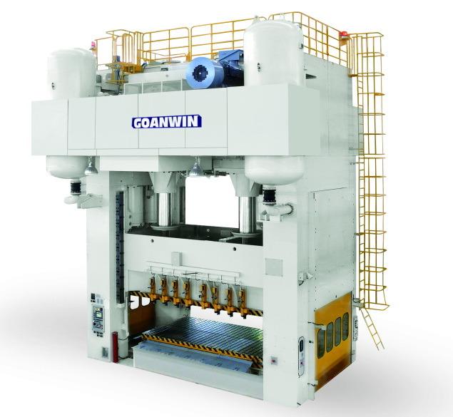 Crankless Eccentric Press Machine/Power Press (S2N 250-1000ton)