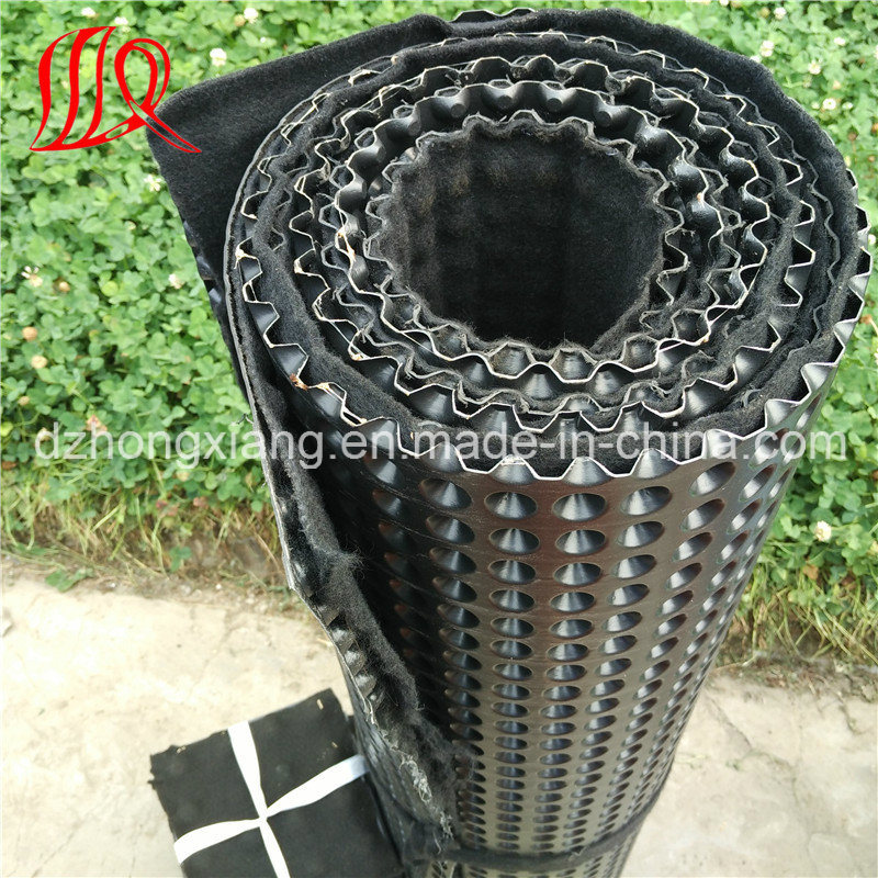 HDPE Dimple Drainage Sheet for Roof Garden