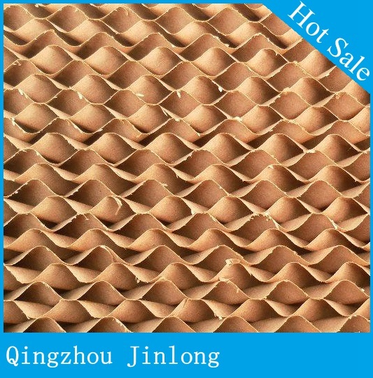 Brown Evaporative Cooling Pad with High Quality