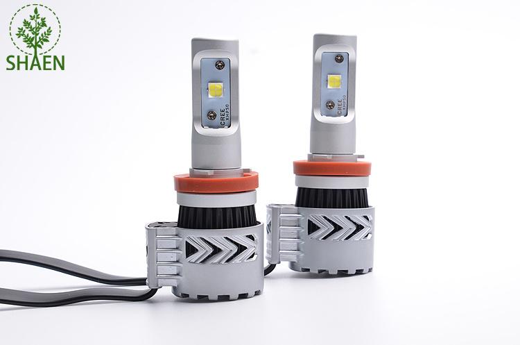 H11 CREE LED Car Light Super Brightt 60W 6000lm