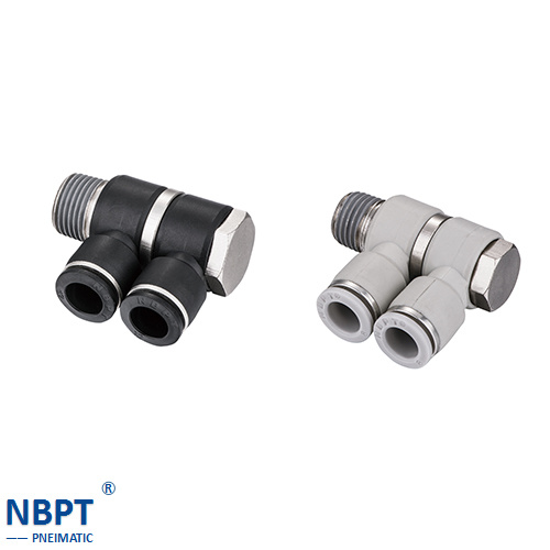 Phw Series of Pneumatic Connecting Pipes Fittings
