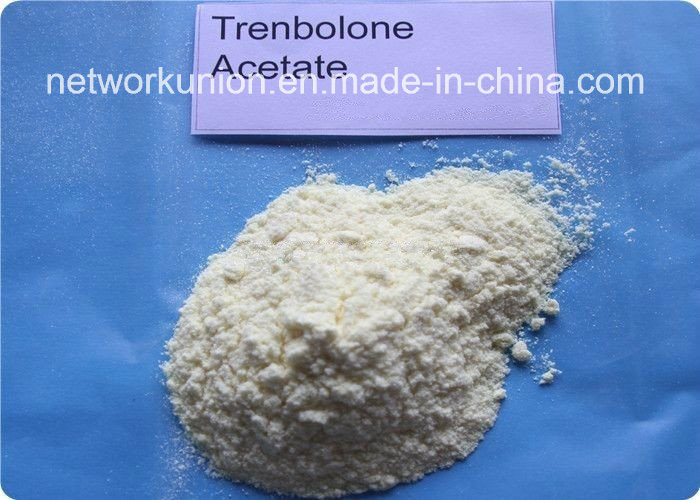 Injectable Steroid Powder Trenbolone Acetate for Muscle Growth CAS 10161-34-9