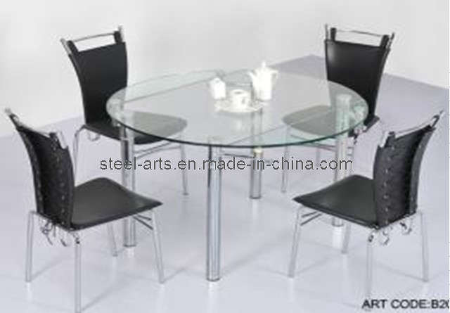 Round Glass Dining Table And Chairs Monarch Specialties  : Round Glass Dining Table Set B2068  from www.checkoutethiopia.com size 640 x 445 jpeg 21kB