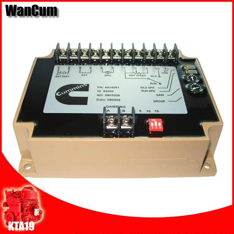 Cummins Generator Control Panel (4914091)