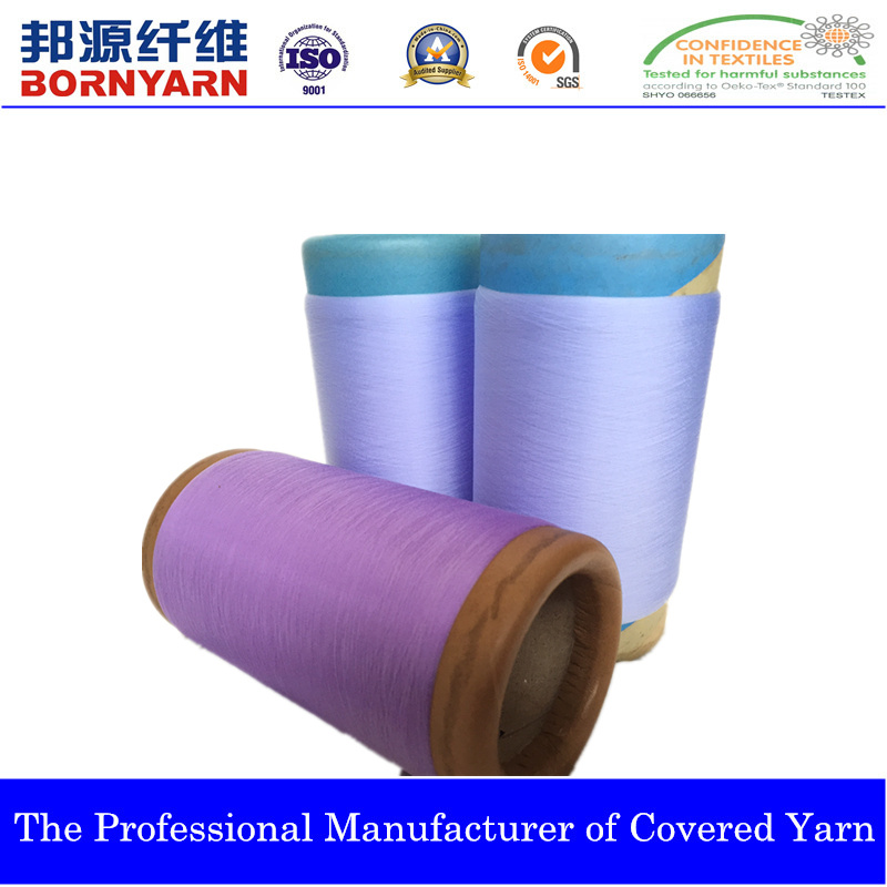 Single Covered Yarn with The Spec 1130/24f (S/Z)
