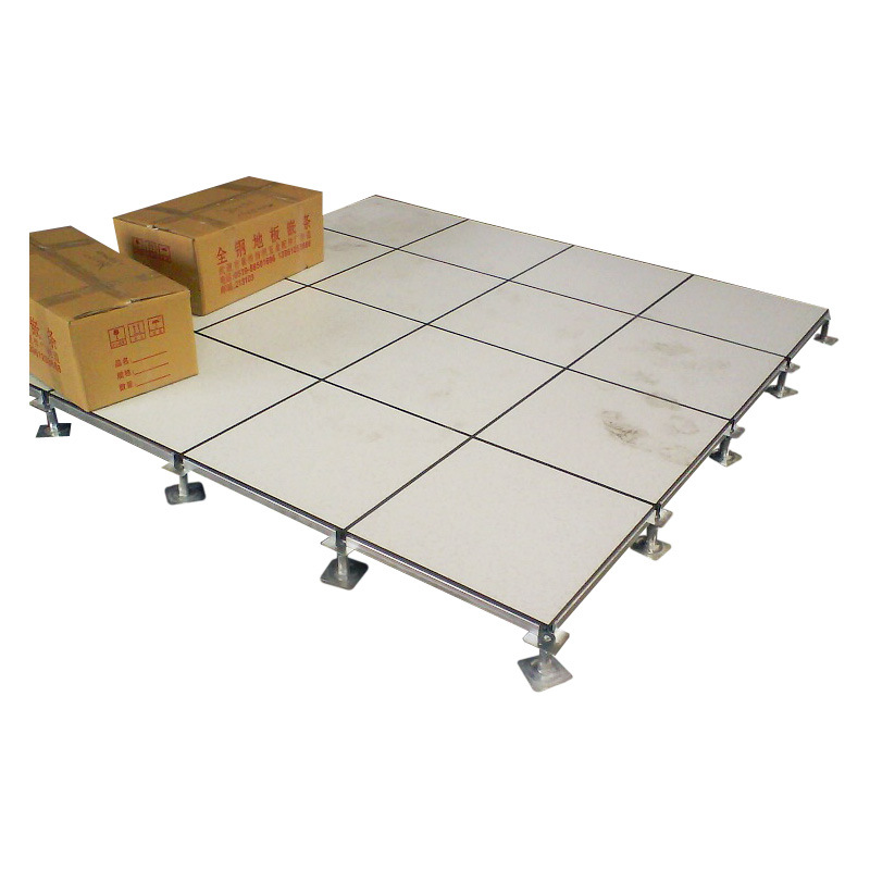 Anti Static Floor System : China anti static steel raised flooring system fs