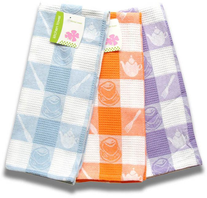Kitchen Towels — Crafthubs