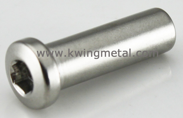 Stainless steel swage fitting wire rope mr