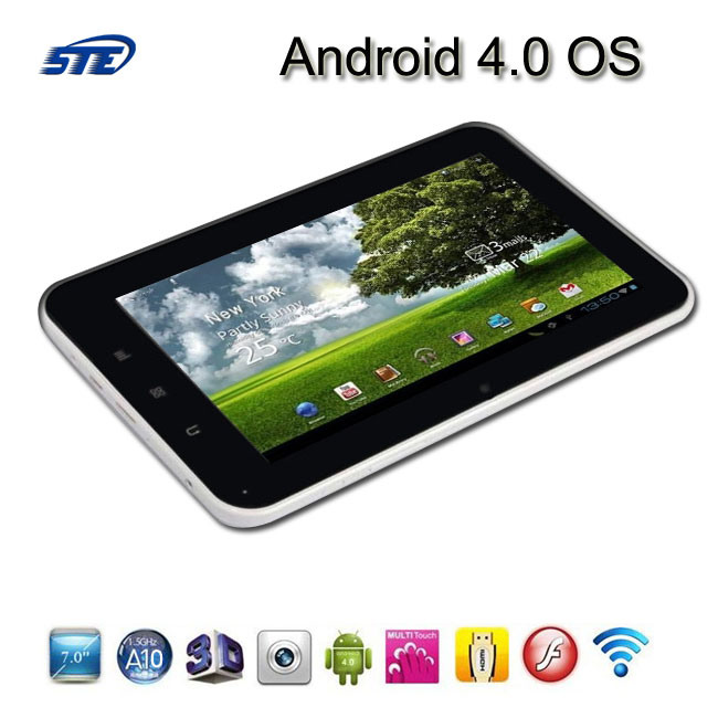Tablet PC 7'' WVGA Capacitive 5-Point Touch Panel Android 4.0 (M1+)