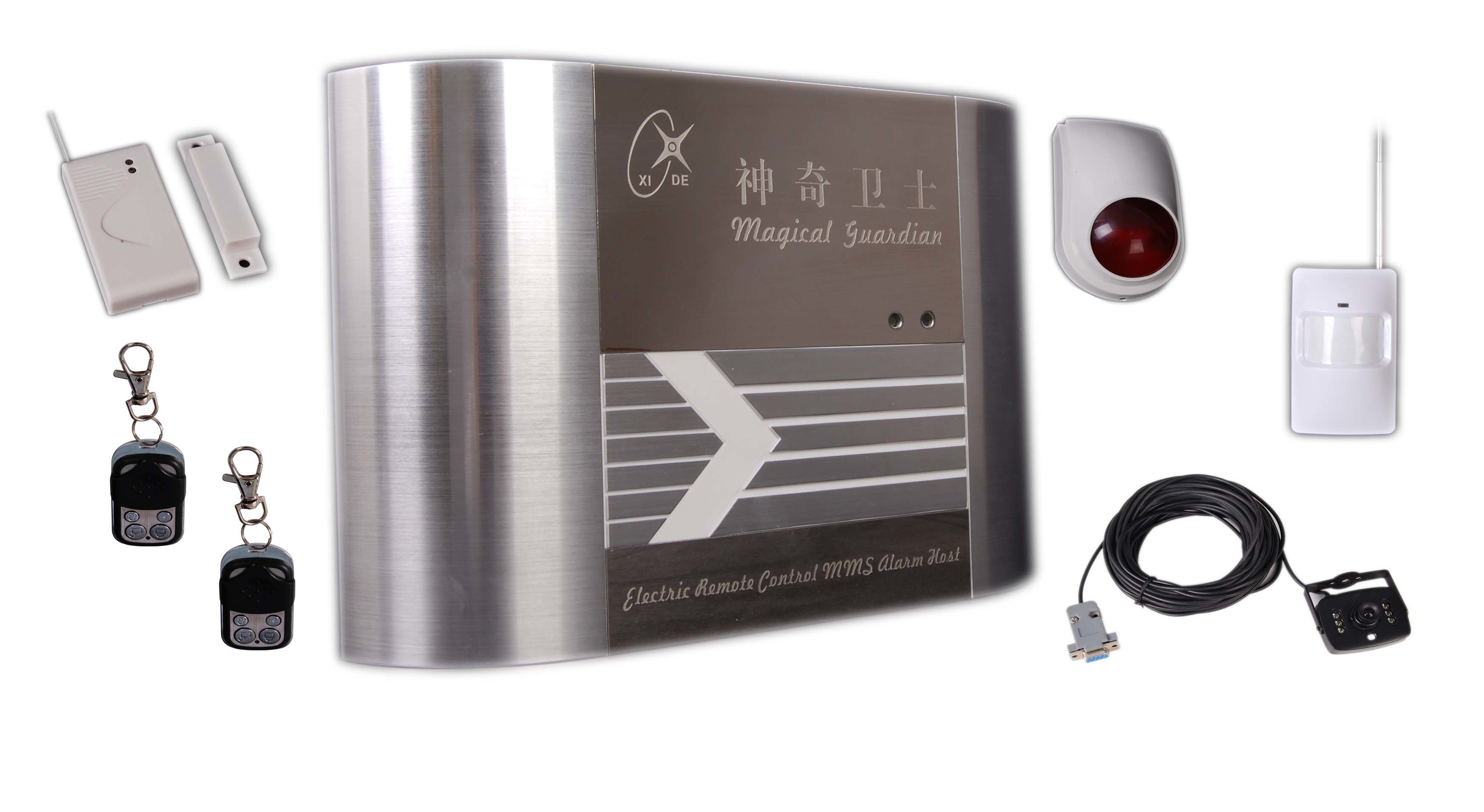 China Wireless Home Alarm System Gsm Alarm System With Mms