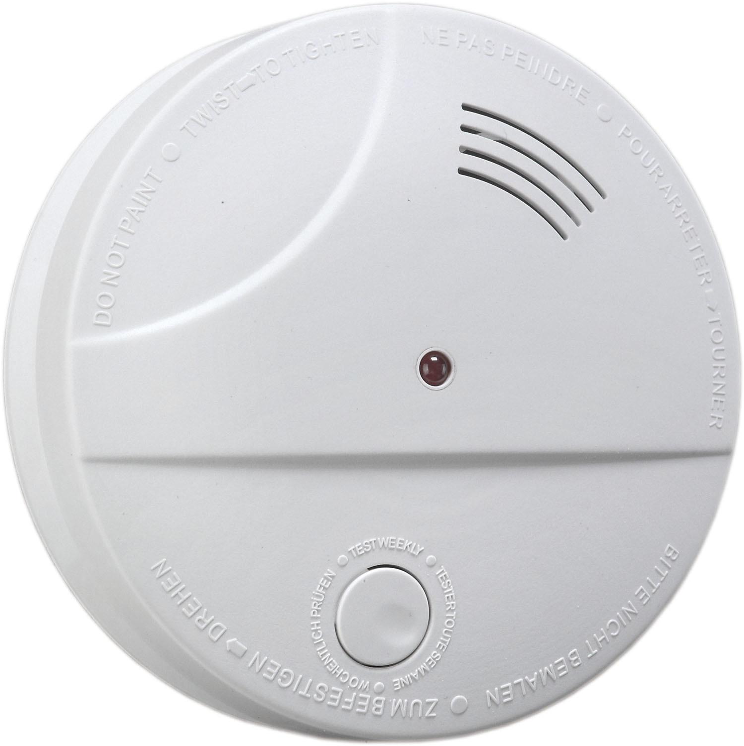 china stand-alone smoke detector alarm