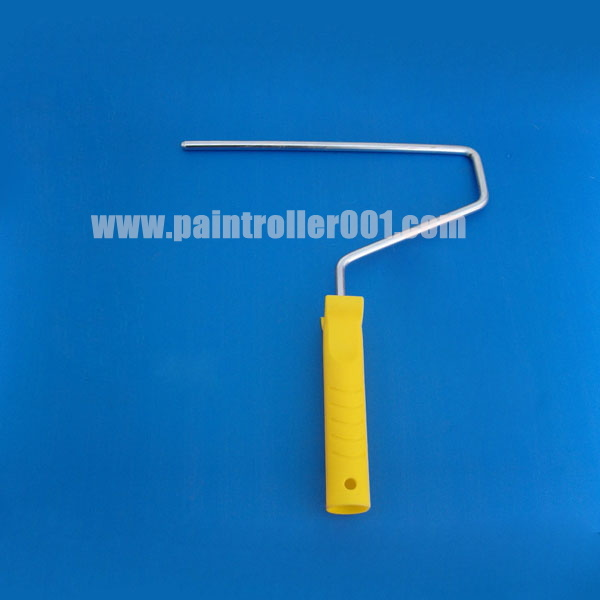 "9"" EU Stick Metal Paint Roller Frame Handle"