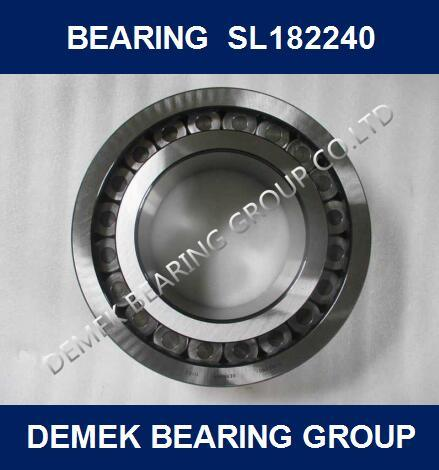 Full Complement Cylindrical Roller Bearing SL182240