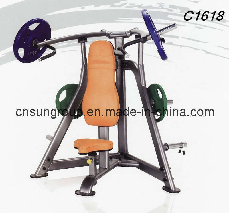 Seated Machine Bench Press China Seated Press Bench Commercial Fitness Equipment