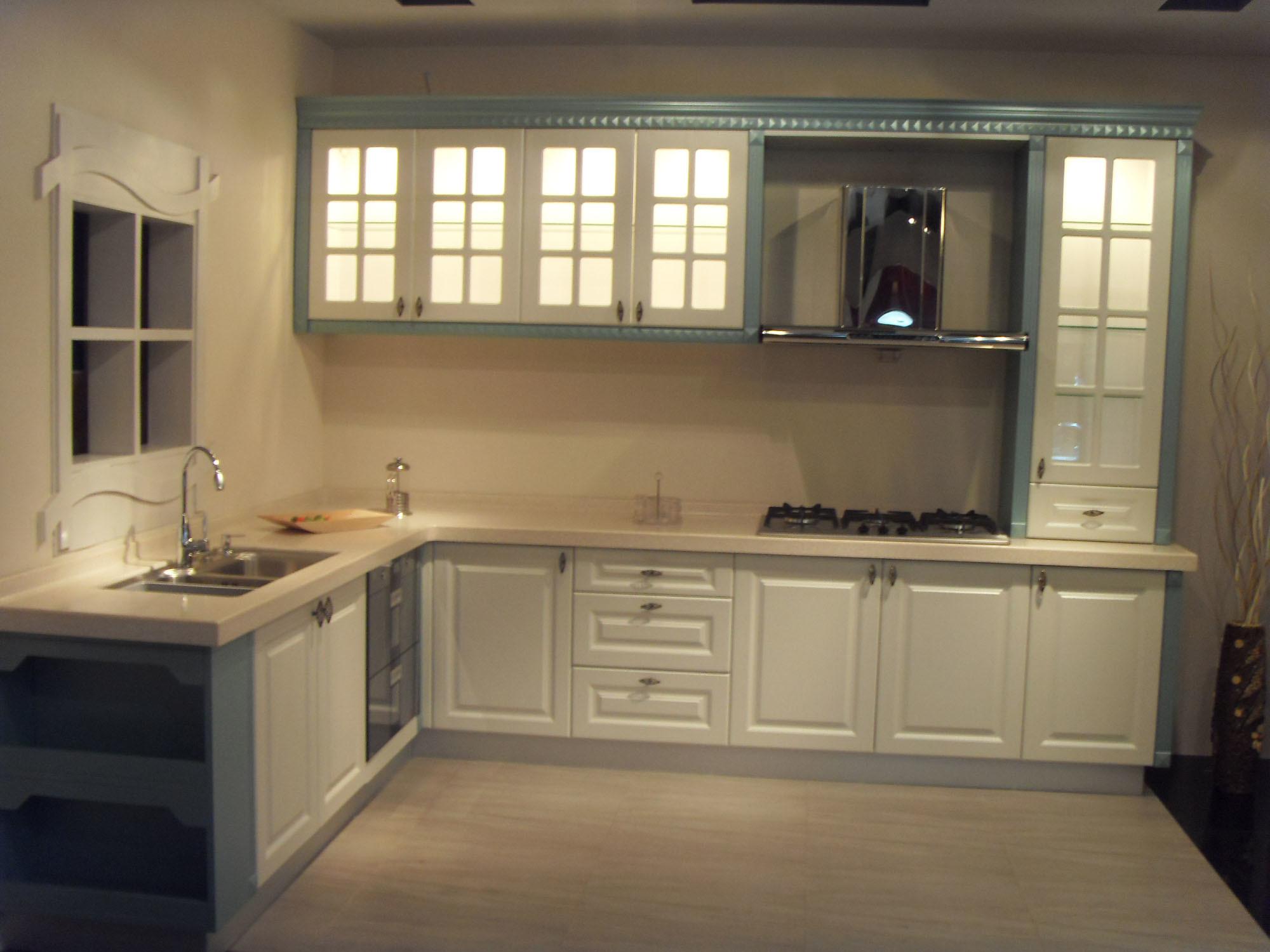 Pvc Kitchen Cabinets : China pvc kitchen cabinet dm p photos pictures