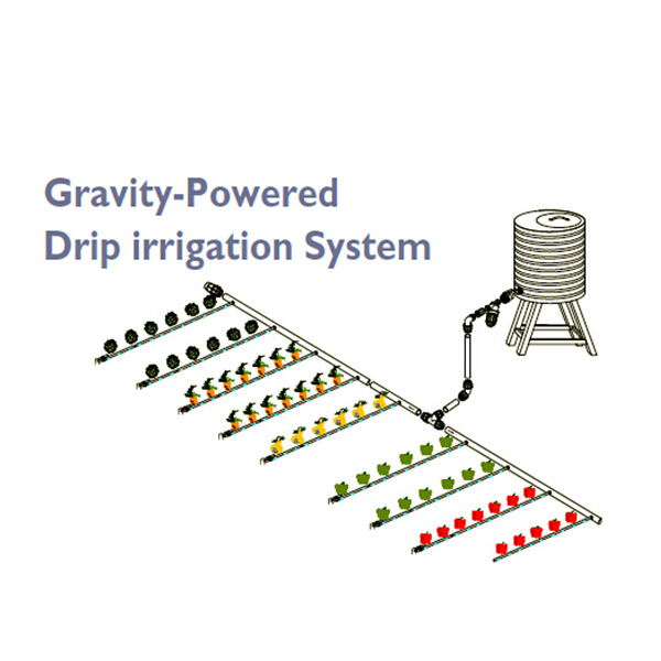 China Factory Low Cost High Efficient Drip Irrigation Systems for Agriculture Farm