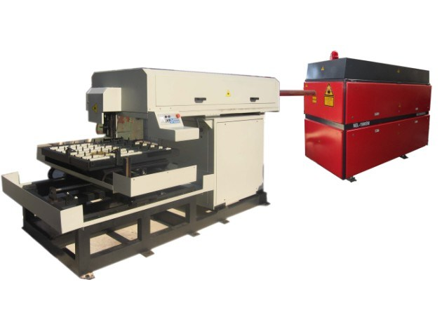 China plywood laser cutting machine fxc d