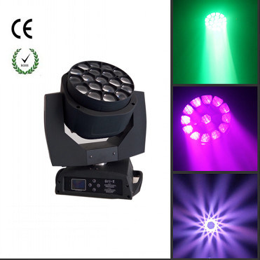 19*15W Bee Eye 4in1 LED Moving Head Zoom Light