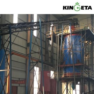 Kingeta 1MW Biomass Gasification Power Plant