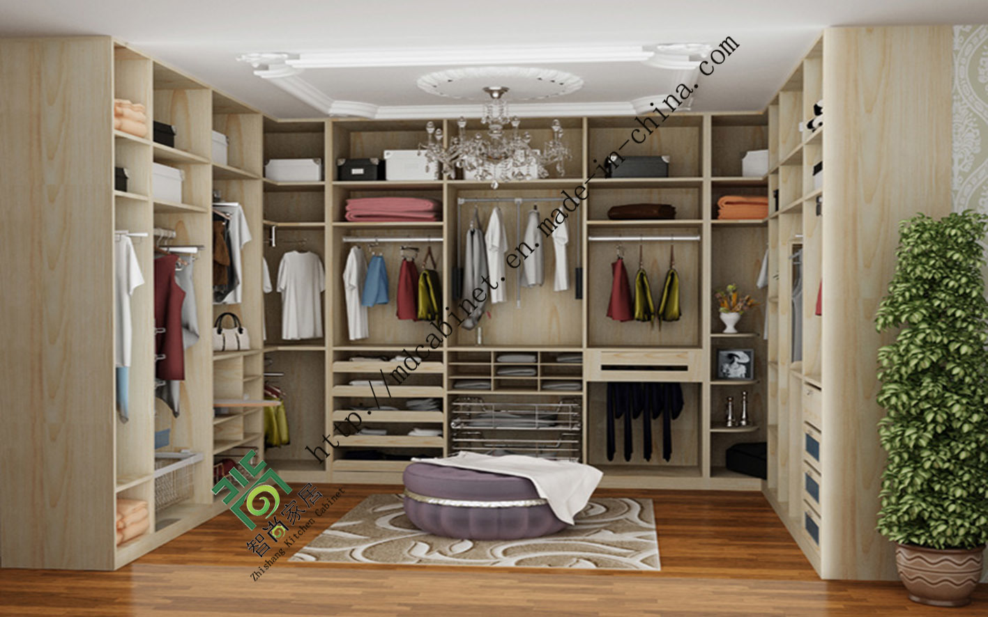 China MDF India Bedroom Wardrobe Sliding Door (SD-17) Photos ...