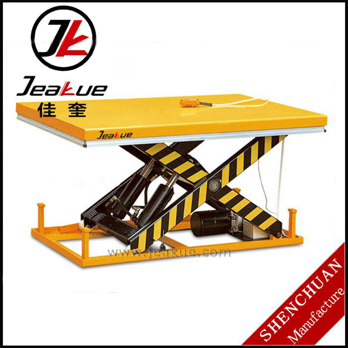 Heavy Duty Standard Electric Scissor Lift Table