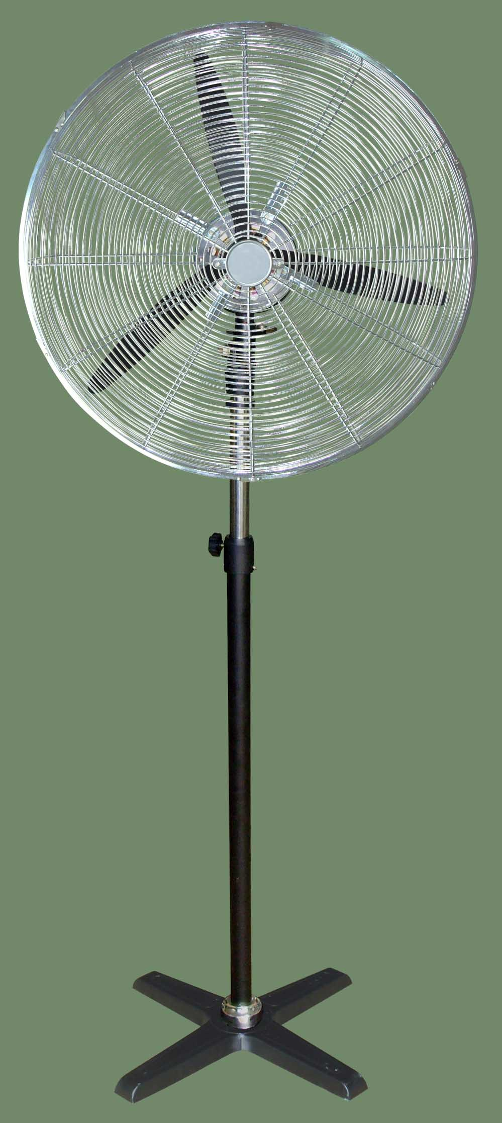 Industrial Stand Fan : The information is not available right now