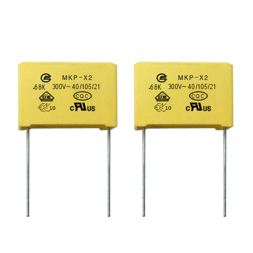 Film Capacitor MKP-X2 300VAC Safety Capacitor