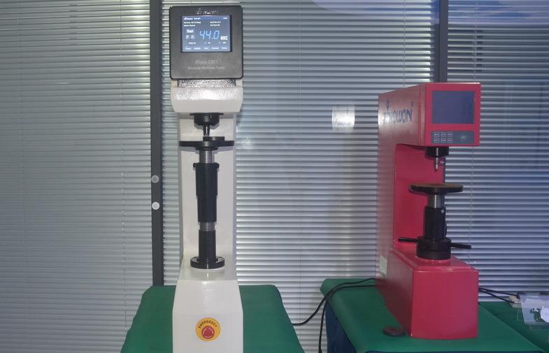 Motorized Lifting System Full Automatic Digital Rockwell Hardness Tester