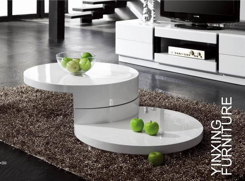 modern white coffee table with storage perfect mellow