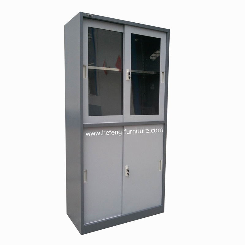 Glass Sliding Door Cabinet China Steel Cabinet Metal Cabinet