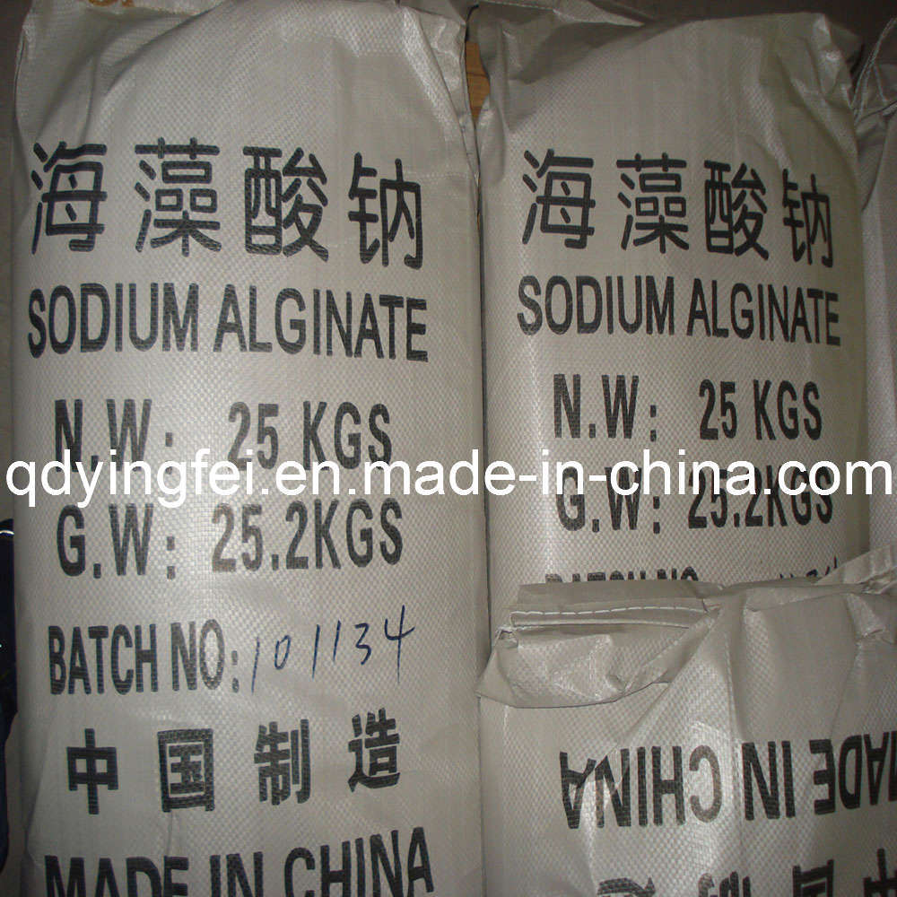 Performmance Ratio Sodium Alginate (YF-2)