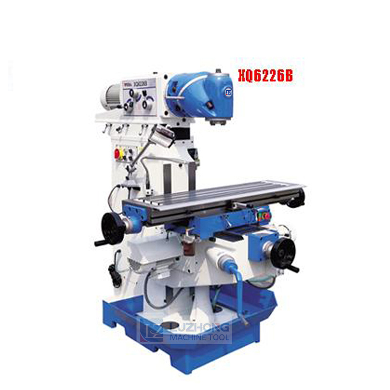 Universal Milling X6232 Swivel Head Knee-Type Milling Machine