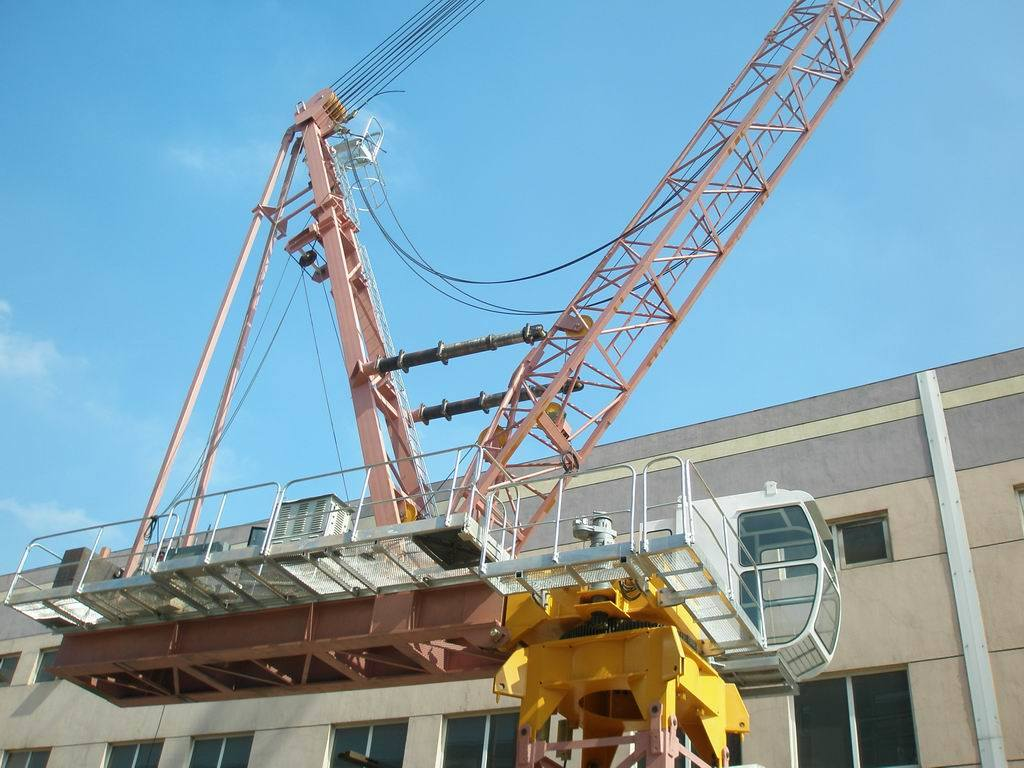 Tower Crane Productivity : Ctl tower crane china