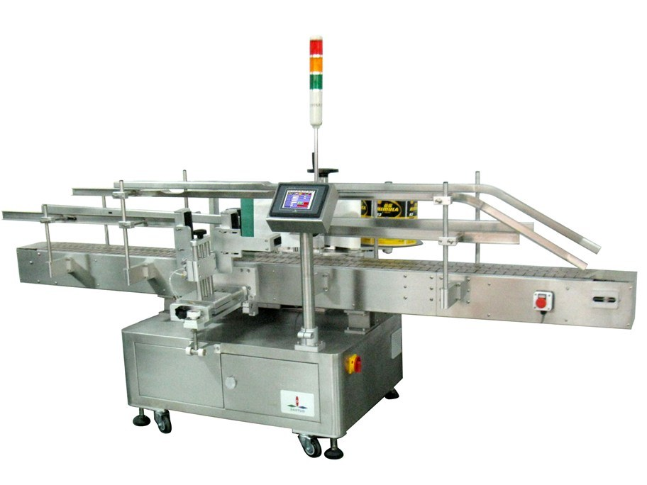 Petrol Can Side Labeling Machine/Labeler