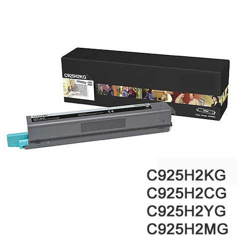 Printer Cartridge for Lexmark C925 Color Catriadges (Compatible, OEM)