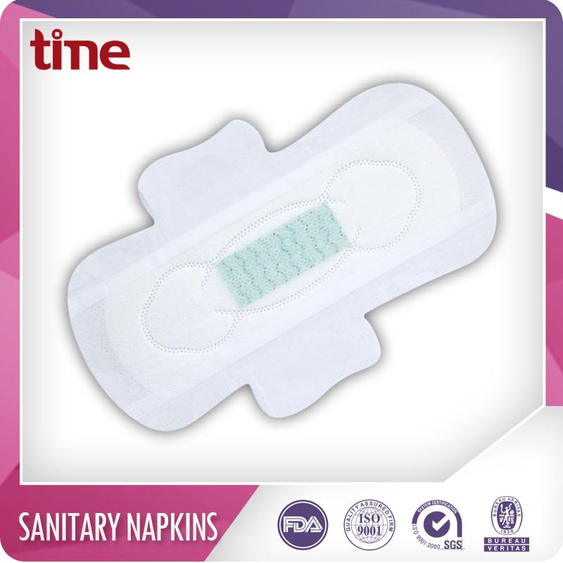 Cotton Sanitary Napkin Sanitary Pad for Woman