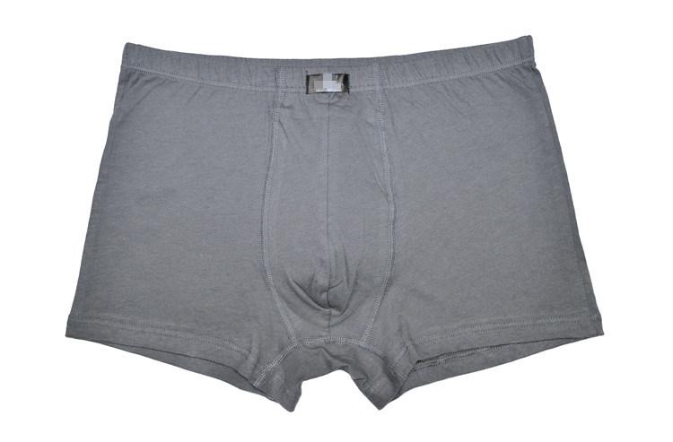 100% Cotton Underwear Boxer Brief Men
