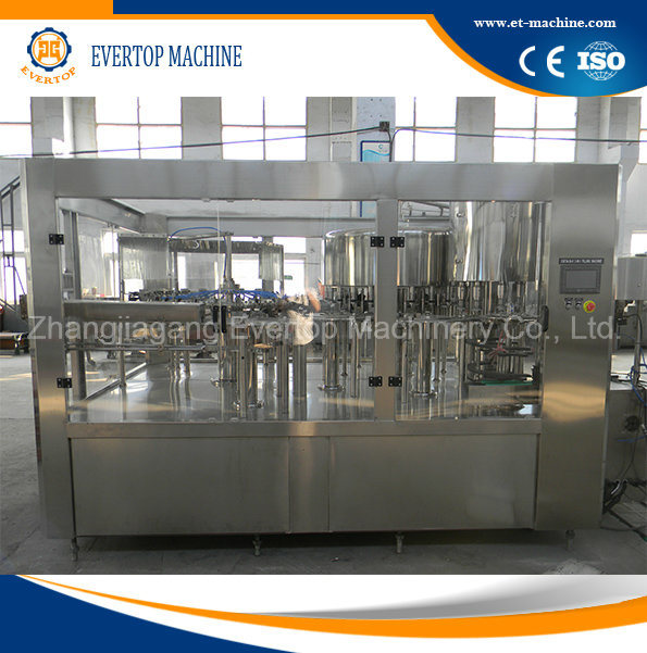 Bottle Drinking Mineral Water Filling Machine