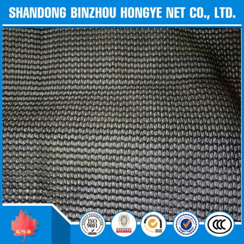 High Quality Black Tape HDPE UV Resistant Sun Shade Net