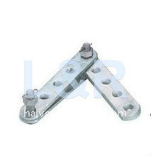 Electric Power Fitting Hot Sale Hot-DIP Galvanized Steel PT Type Adjuster Plates