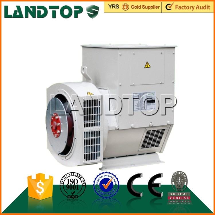 380V 3 Phase AC Brushless Alternator With Power Generator Price List