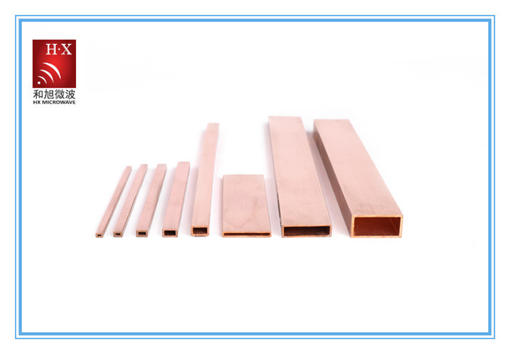 Copper Rigid Waveguide Tube