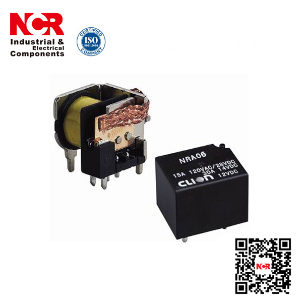 6V Automotive Relay (NRA06)