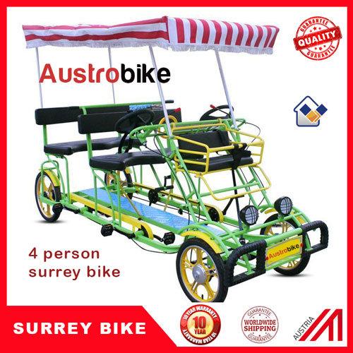 5 Person Bike 5 Seat Surrey Bike Surrey Bike with Baby Seat