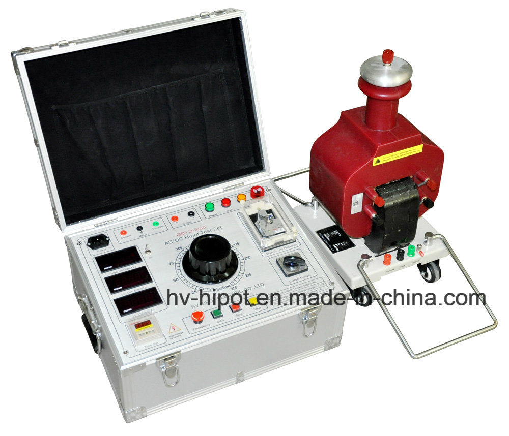 AC Hipot Test Set (GDYD Series Manual Control)