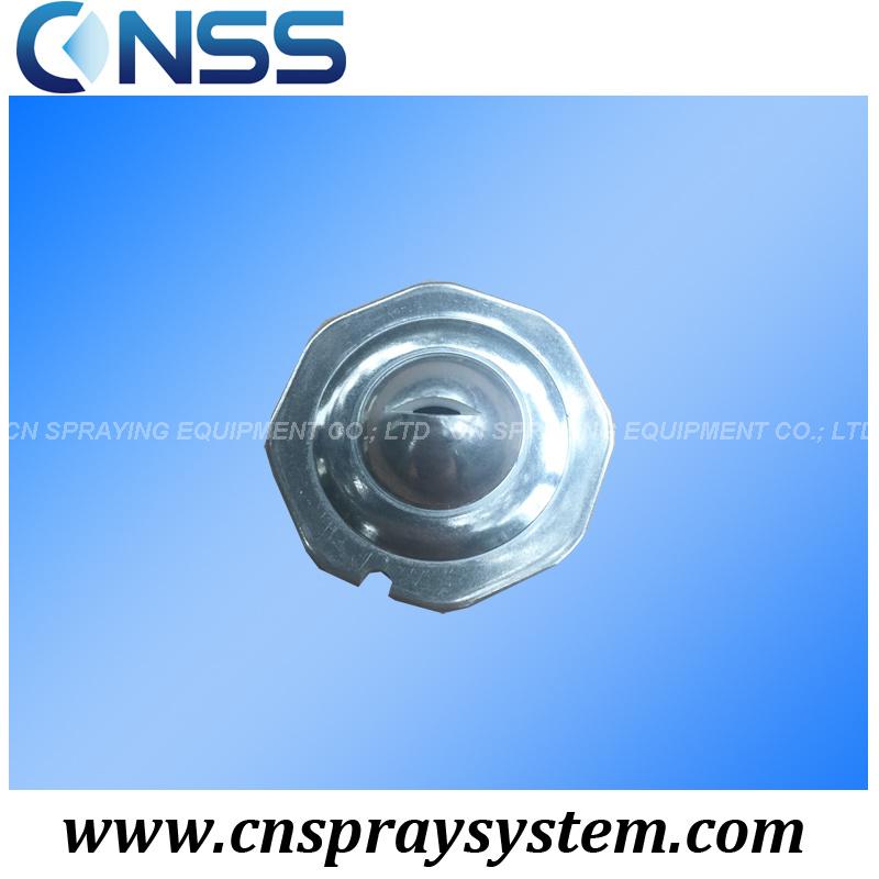 AC7e Type Brush Shower Nozzle for Oscillating Shower Header
