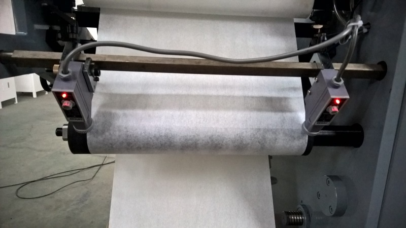 Jumbo Roll to Small Roll Slitter Rewinder