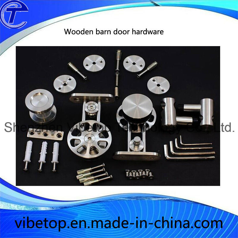 Strong Heavy Duty Sliding Wood Barn Door Hardware