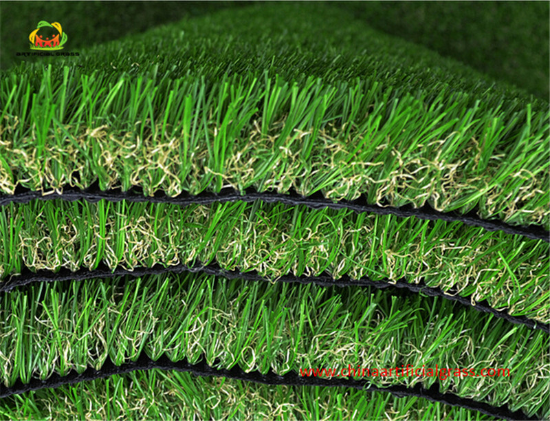 Multi Color Artificial Grass for The Decoration of Leisure Places