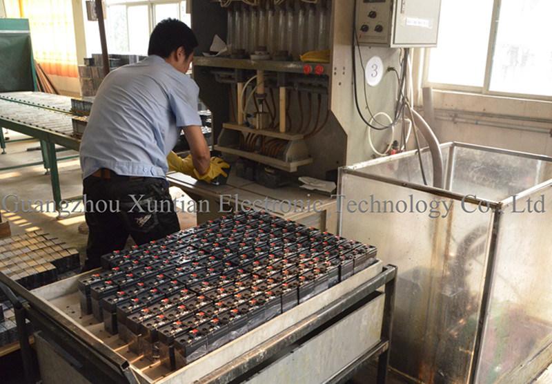 Dry Battery 12V for UPS, 12V 12ah Battery (6-dzm-12 battery)